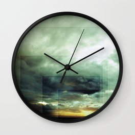 Outside Insight Wall Clock