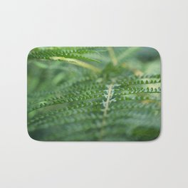 Serene Green Bath Mat