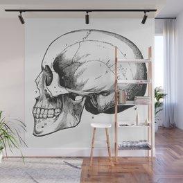 Skull 7 Wall Mural