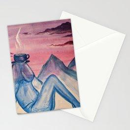 Brisk Morning Stationery Cards