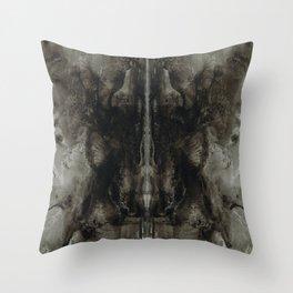 Rorschach Stories (22) Throw Pillow
