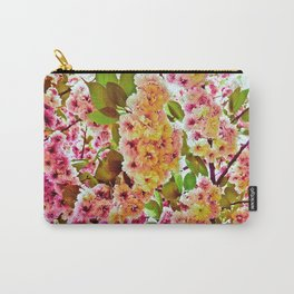 Polychrome Beauty In Full Bloom Carry-All Pouch