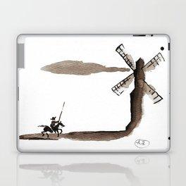 Don Quixote de la Mancha Laptop & iPad Skin