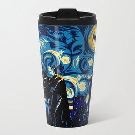 Starry Knight iPhone 4 4s 5 5c 6, pillow case, mugs and tshirt Travel Mug