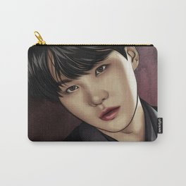 bts suga wings fanart Carry-All Pouch