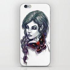 Cecropia iPhone & iPod Skin