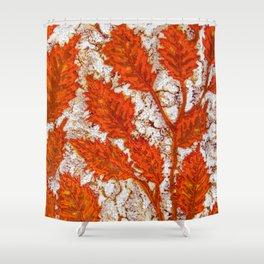 Happy autumn I Shower Curtain