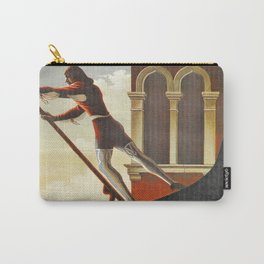 Venice history, gondola Carry-All Pouch