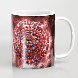 Aztec Calender Coffee Mug