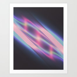 Lights In The Sky Art Print