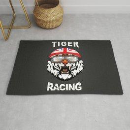 Tiger Racing Rug