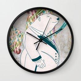 Devenir fou Wall Clock