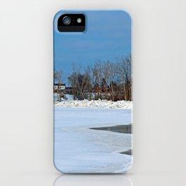 Winter's Appetite iPhone Case