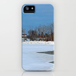 Winter's Appetite iPhone Case
