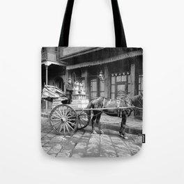 New Orleans milk cart Tote Bag