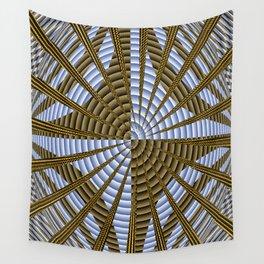 Basket weaving 101... Wall Tapestry