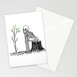 Good Things Growing Stationery Cards