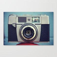 Old Agfa Camera Canvas Print