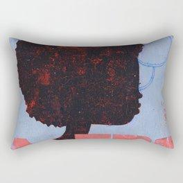 A FRO Rectangular Pillow