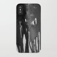 bleach iPhone & iPod Cases featuring Bleach B&W by Sparky