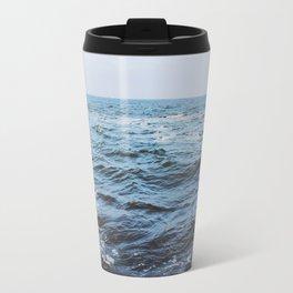 Water sea 4 Travel Mug