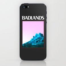 BADLANDS iPhone & iPod Skin