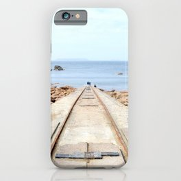 The stranger away iPhone Case