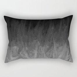 Everything Fades to Black Rectangular Pillow