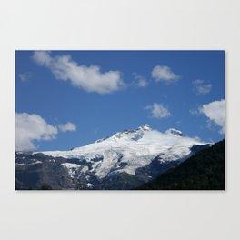 Cerro Tronador Canvas Print