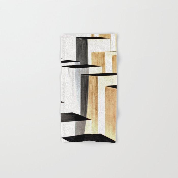 abstract#349 Hand & Bath Towel