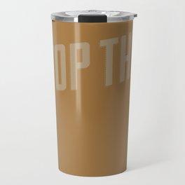 Motto - Week 3 Travel Mug