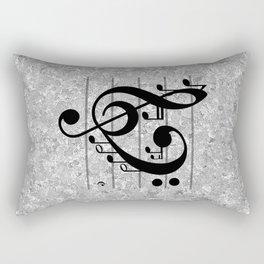 Love Music Rectangular Pillow