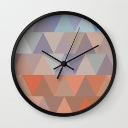 As Above So Below Wall Clock