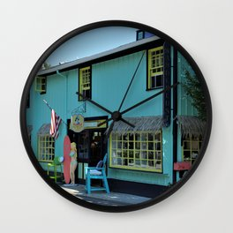 Summer Daydreams Wall Clock