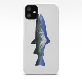 Lone Mountain Trout iPhone Case