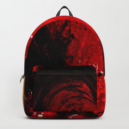 Heart's Desire No.03 by Kathy Morton Stanion Backpack