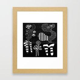 Victim Of Circumstance Framed Art Print