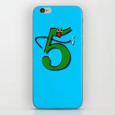 High Five iPhone & iPod Skin