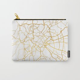 ROME ITALY CITY STREET MAP ART Carry-All Pouch