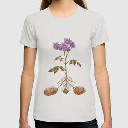 Anatomy of a Potato Plant T-shirt