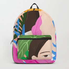 Lean on Me Backpack