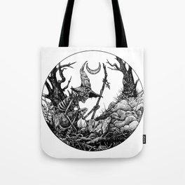 Witchery Tote Bag