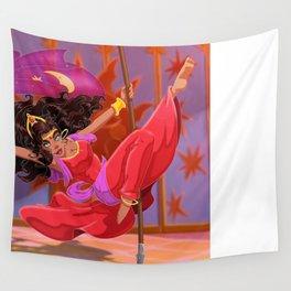 Dance Dance Dance Wall Tapestry