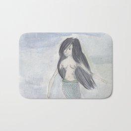Mermaid Sister Bath Mat