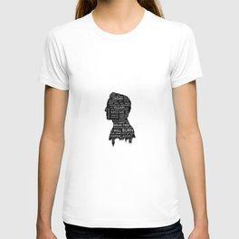 Jim Moriarty  - Sherlock T-shirt
