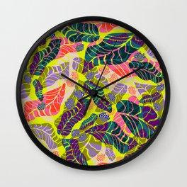 GREENNY Wall Clock