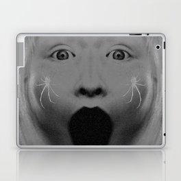 Blackhole Scream Laptop & iPad Skin