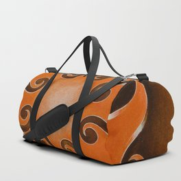 Points Of Infinity Duffle Bag