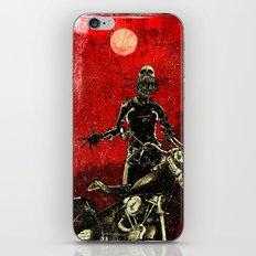 Dead inside  iPhone & iPod Skin