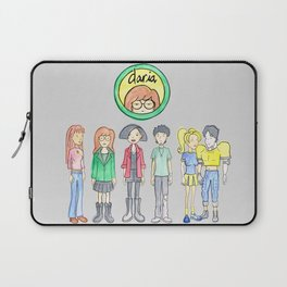 Daria and Friends Laptop Sleeve